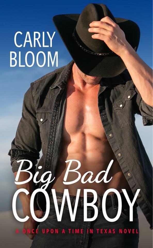 Big Bad Cowboy by Author Carly Bloom